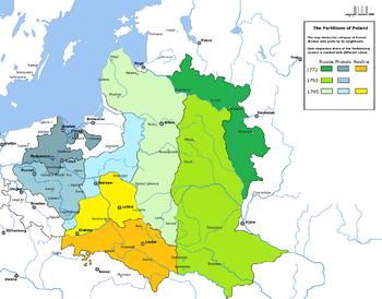 Nowy podział Polski