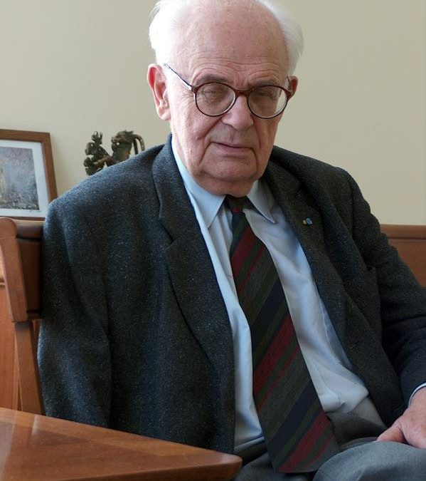 Profesor Jerzy Kłoczowski