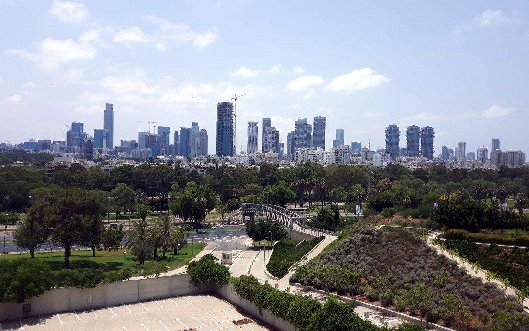 Targi w Tel Avivie
