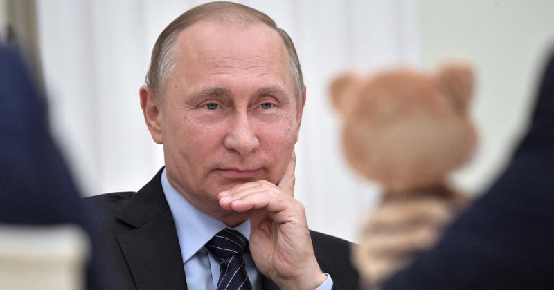 Putin i oligarchowie