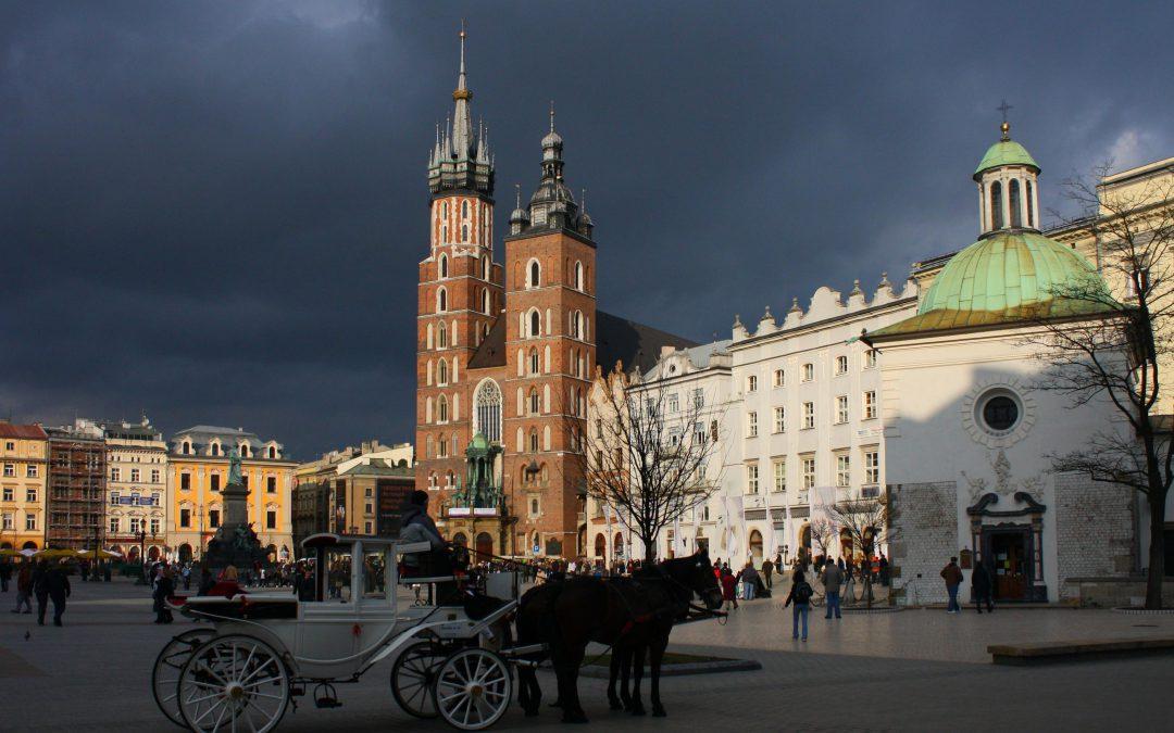 Kraków z najlepszym jedzeniem w Europie