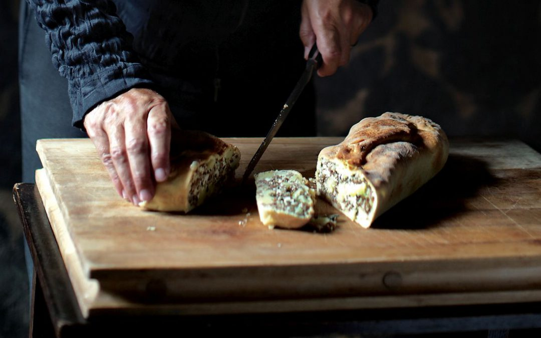 Przepis na kolację z WOŚP – piróg biłgorajski