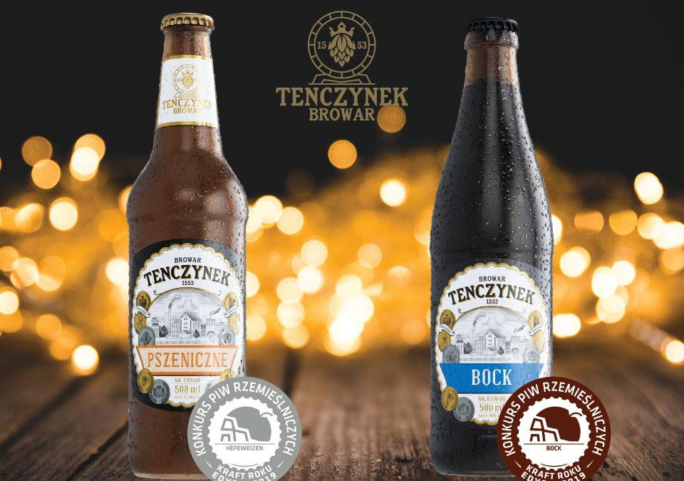Piwa z Tenczynka z medalami KPR
