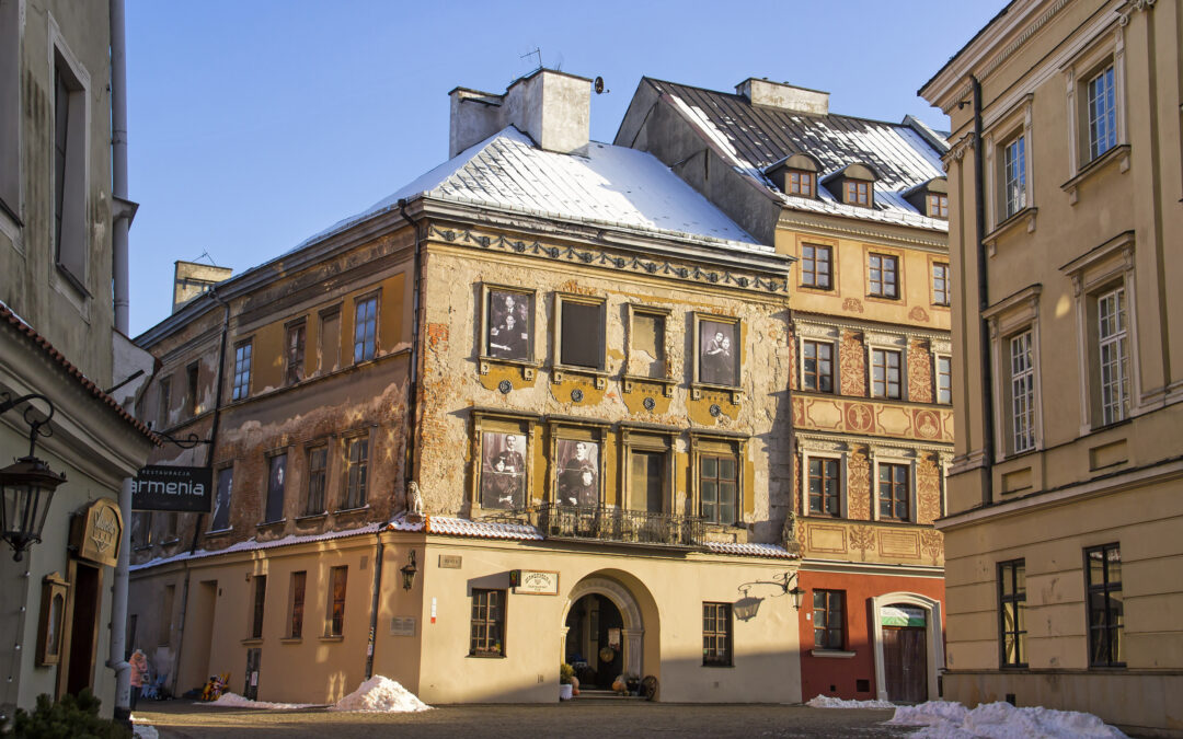 The lost faces of Lublin
